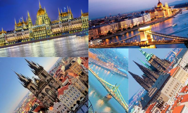 Avrupa Turu ile Yeni Ülkeler Keşfedin