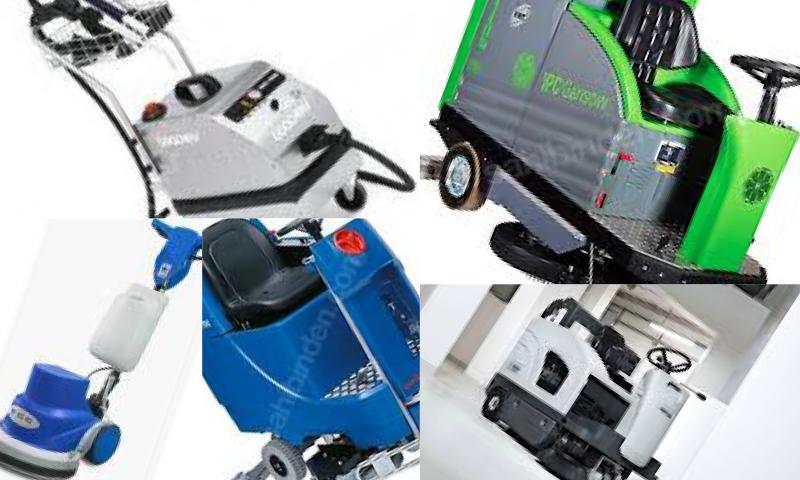 Endüstriyel Temizlik Makinası Nerelerde Kullanılır?