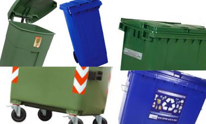 Garbage Can-Çöp Tenekesi