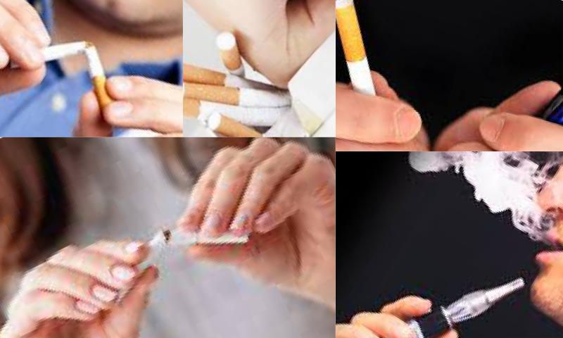 Sigaradaki Zararlı Maddeler Nelerdir
